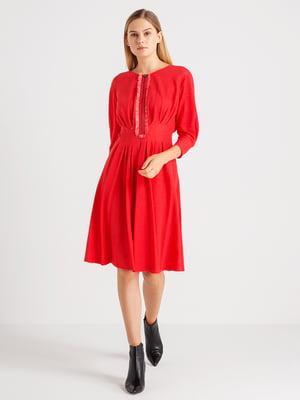 Сукня червона | 4641959