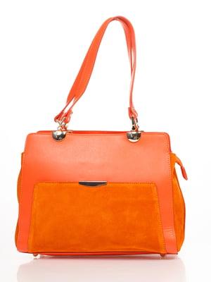Сумка оранжевая | 4639723