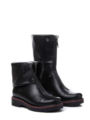 Ботинки черные | 3786282