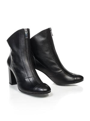 Ботинки черные | 4637243