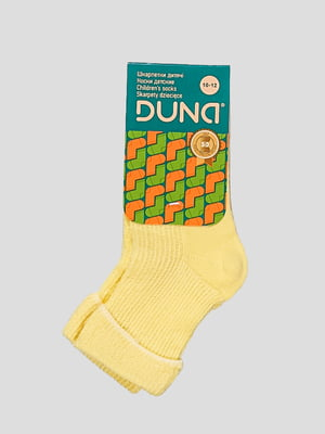 Шкарпетки лимонного кольору | 4568430