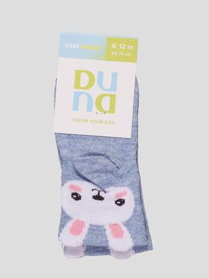 Шкарпетки блакитні | 4568435