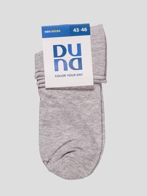 Шкарпетки світло-сірі | 4568352