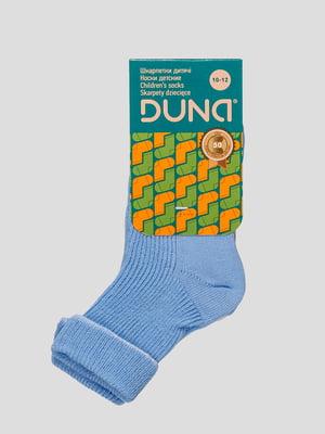 Шкарпетки блакитні | 3810930