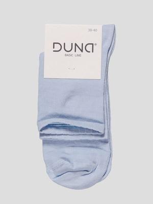 Носки светло-голубые | 4568345