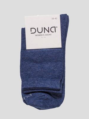 Шкарпетки джинсового кольору | 4568332