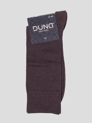 Шкарпетки темно-сірі | 4568360