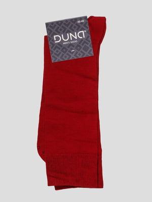Шкарпетки вишневого кольору | 4568357