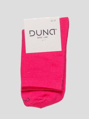 Шкарпетки малинового кольору | 4568334