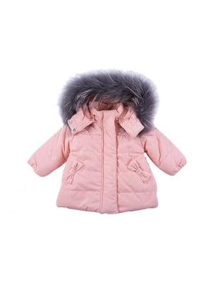 Комплект: куртка та комбінезон - wojcik - 4646478