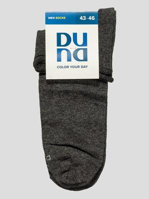 Носки темно-серые | 4568353