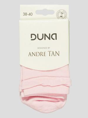 Носки розовые | 4568383