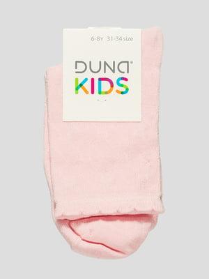 Носки светло-розовые | 4568367