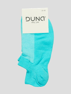 Носки светло-бирюзовые | 4568381