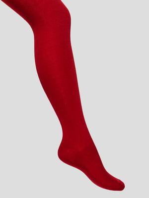 Колготки червоні | 4568321