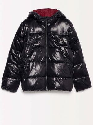 Куртка чорна | 4602541