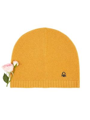 Шапка жовта | 4602598