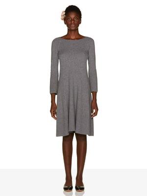 Сукня сіра | 4607043