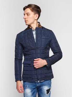 Куртка синяя | 4616640
