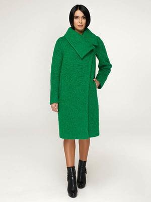 Пальто зелене | 4643448