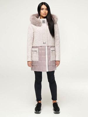Пальто белое | 4643494