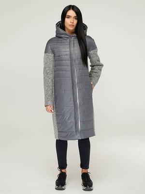 Пальто серое | 4643499