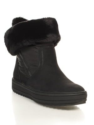 Ботинки черные | 4632205