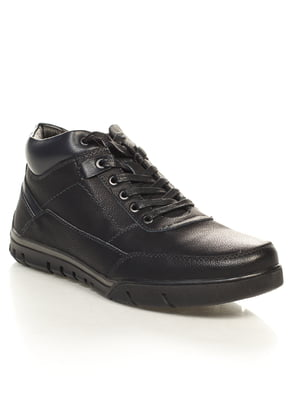 Ботинки черные   4632244