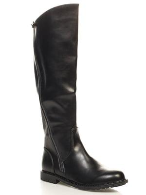 Сапоги черные | 4632152
