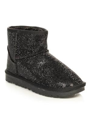 Ботинки черные | 4646745