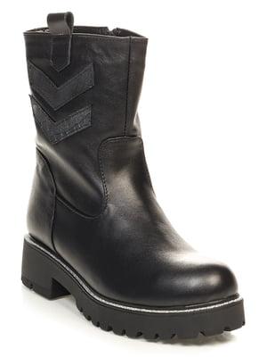 Ботинки черные | 4541247