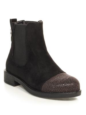 Ботинки черные | 4646738
