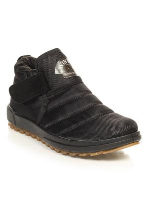 Ботинки черные | 4646727