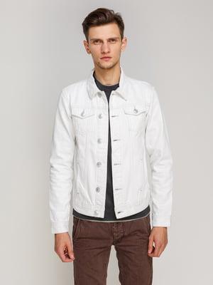 Куртка белая | 4616558