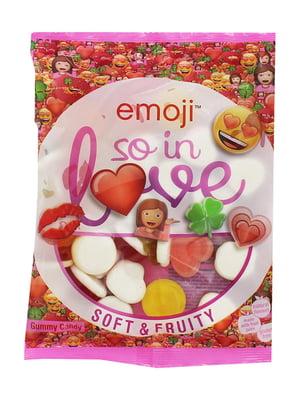 Цукерки жувальні «Эмоджи фруктові» (175 г)   3970061