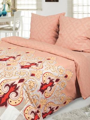 Комплект постельного белья двуспальный (евро) | 4648753