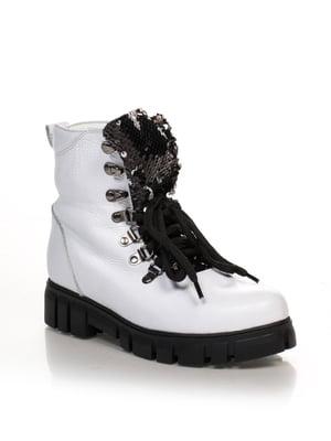 Ботинки белые | 4633220