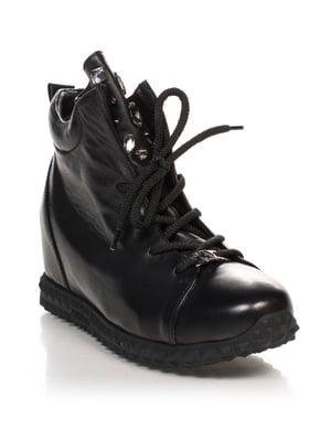 Ботинки черные | 4616017