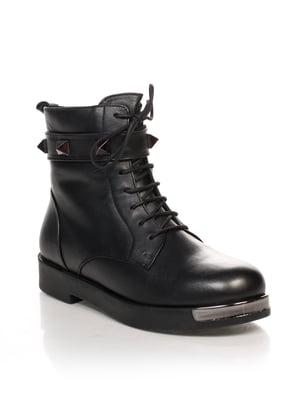 Ботинки черные | 4616014