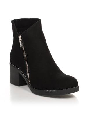Ботинки черные | 4616007