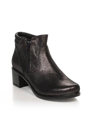 Ботинки черные | 4633215