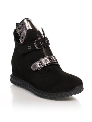 Ботинки черные | 4633210