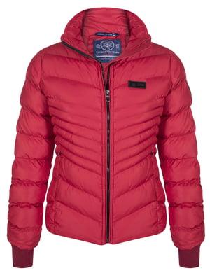 Куртка красная | 4592972
