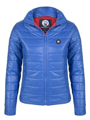 Куртка синяя | 4649739