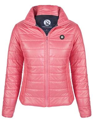 Куртка розовая | 4649740