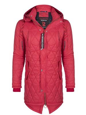 Пальто красное | 4649768