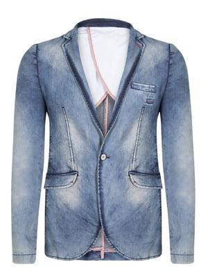 Піджак синій   4649775