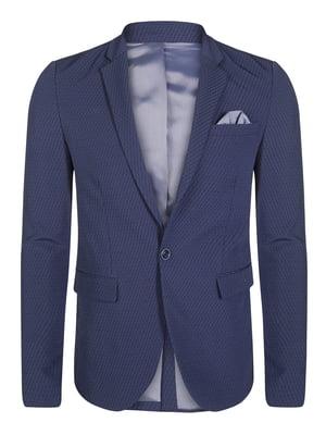 Піджак темно-синій   4649778