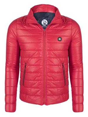 Куртка червона | 4649792