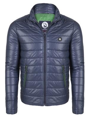 Куртка темно-синя | 4649794